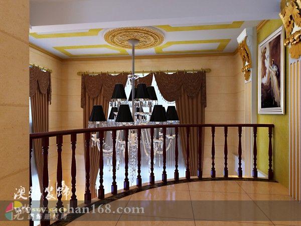 衣帽间;描金罗马柱造型;板式天花造型吊顶;天花造型板式浮雕;电视背景